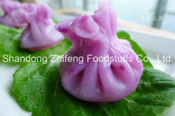 2016 Organic Food Fresh Purple Yam