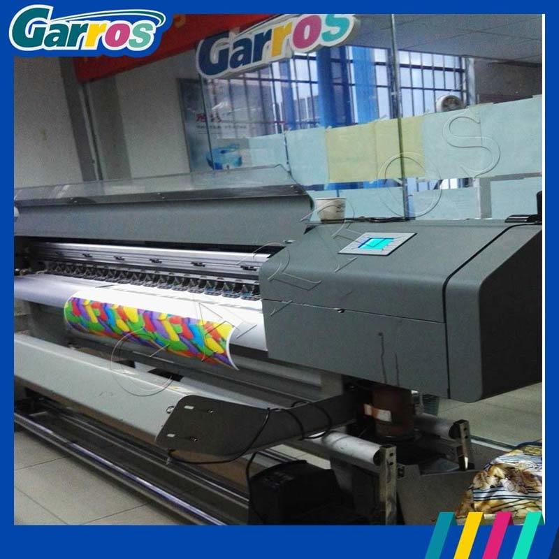 1440dpi High Resolution 1.6m Size Banner Printer Large Format Printing Machine