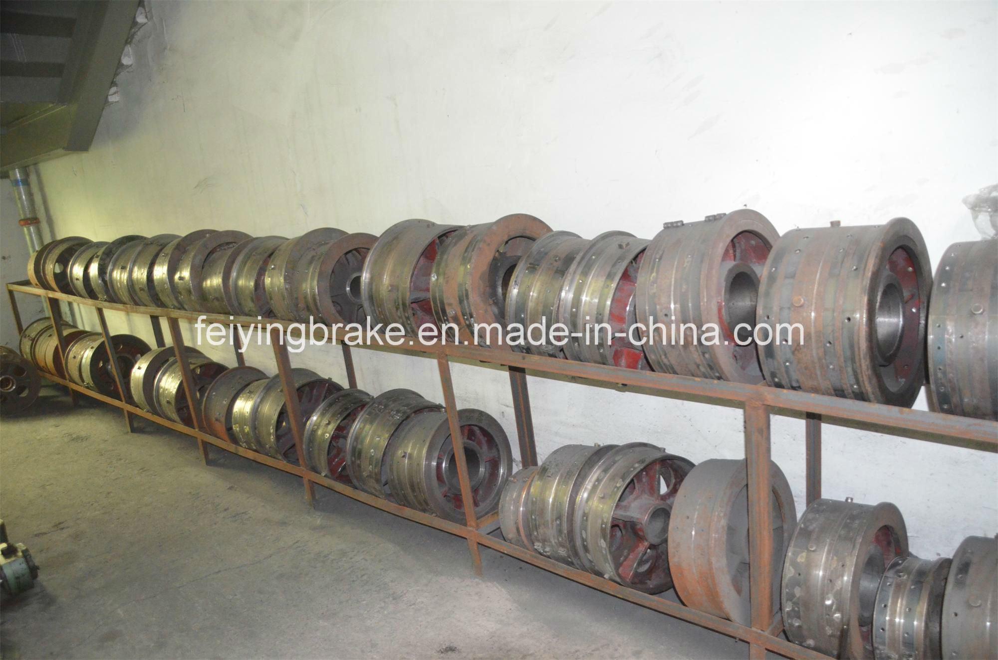High Quality Brake Lining (WVA: 19496 BFMC: MP/36/2)