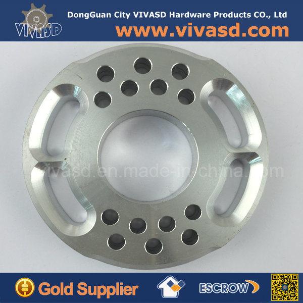 CNC Milling Parts Custom Aluminum CNC Turning Flange Ring