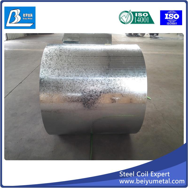Full Hard Zinc Coated Steel Sheet in Coil