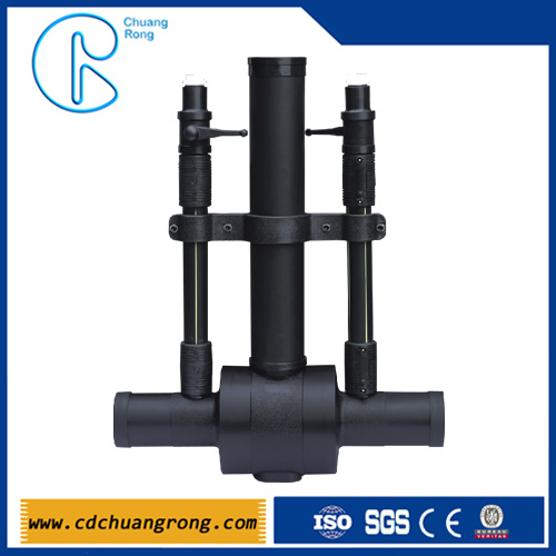 Hydraulic Tubing Fittings (two-purged ball valve)