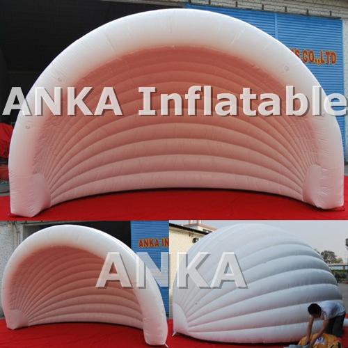 Anka Inflatable Wedding Tent with Shell Shape