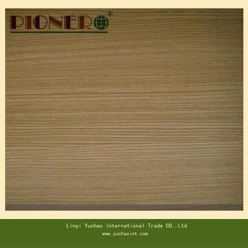 Natural White Walnut Veneer Faced Fancy Plywood