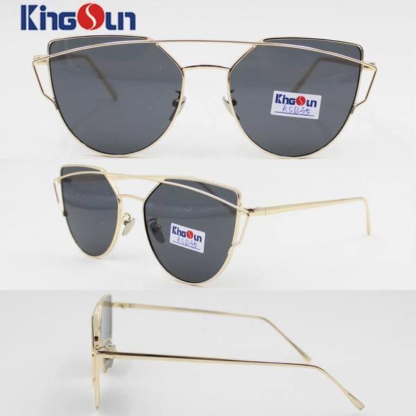 2016 New Style Lady′s Fashion Sunglasses (KS1235)