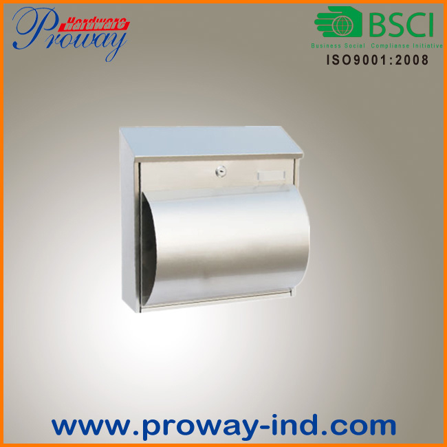 Stainless Steel Letter Box Made in China