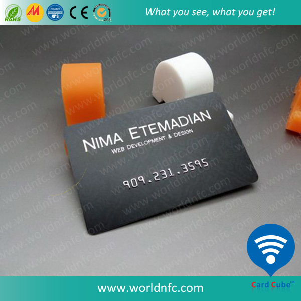 Custom Printing Plastic 13.56MHz S50 RFID Smart Card