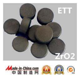 White and Black Zro2 Zirconium Dioxide Evaporation Material