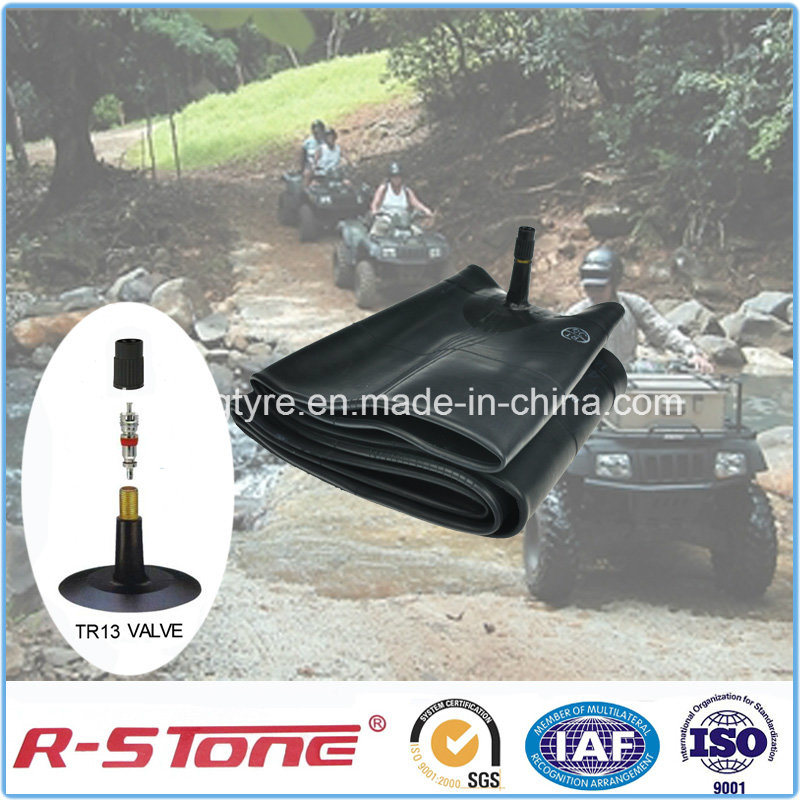 High Quality Natural Motorcycle Inner Tube4.50-12