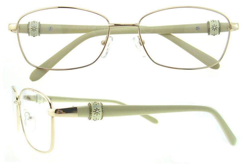2016 Italy Design Acetate Metal Combination Optical Frames