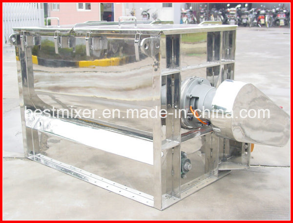 100~25000L Capacity Stainless Steel316 Double Ribbon Mixer