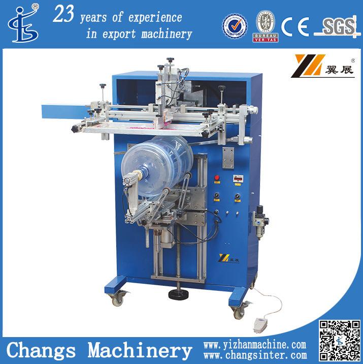Spc Bucket Screen Printing Machine
