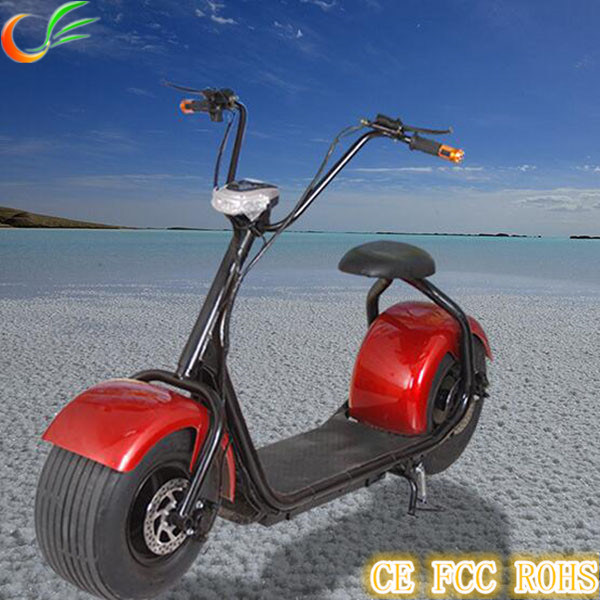 Newest! ! ! Smart and Cool Short Transport Electric Scooter 1000W