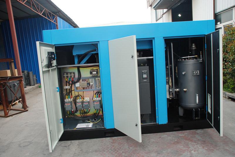 75kw-100HP Variable Speed Energy Saving Air Compressor