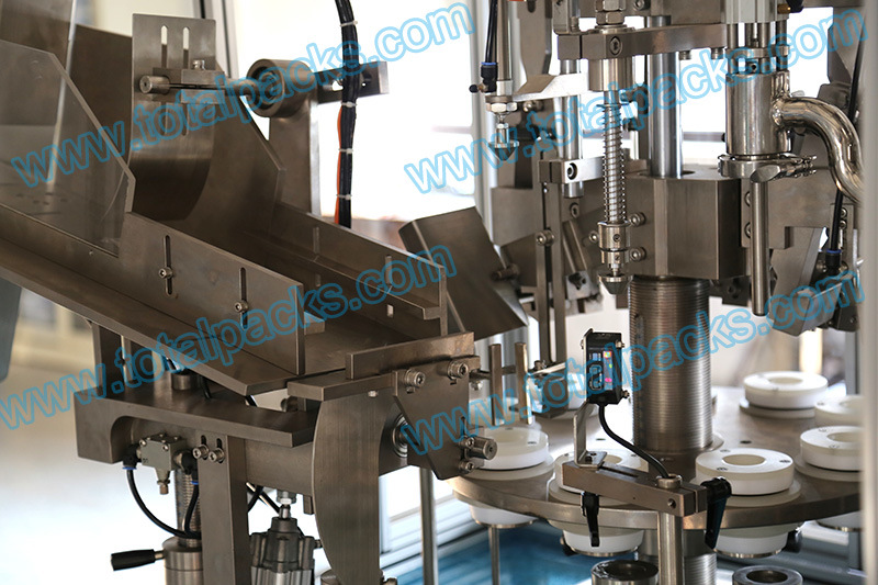 Automatic Plastic Tube Filler Sealer (TFS-200A)
