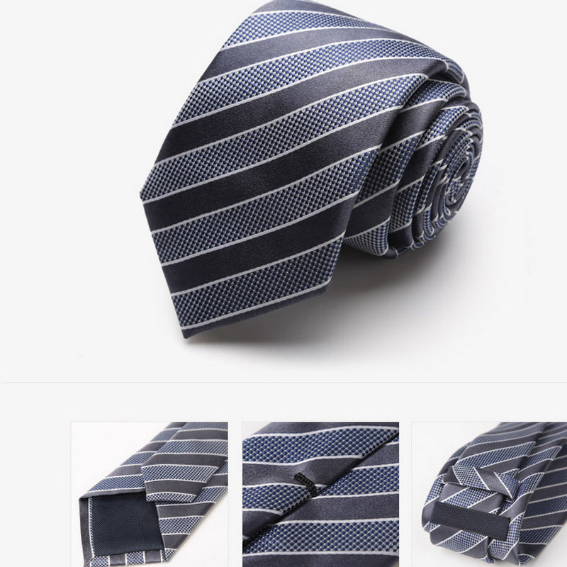 6cm Fashion 100% Woven Silk Neck Tie with Mens