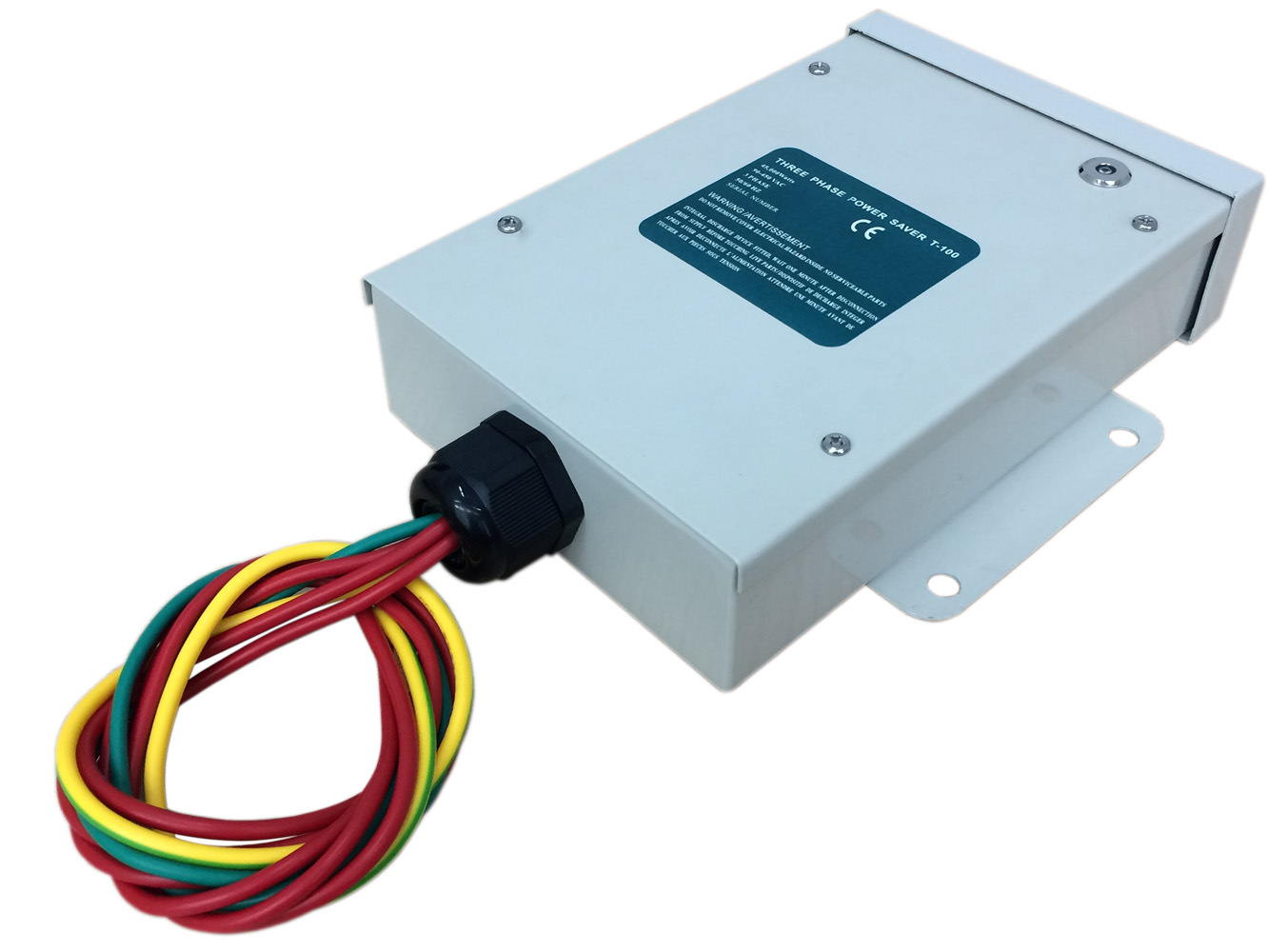 Metal Housing Intelligent Single 3 Phase Power Saver