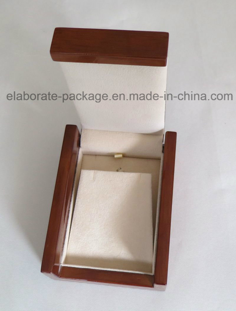 High Gloss Wooden Gift Packing Jewelry Box