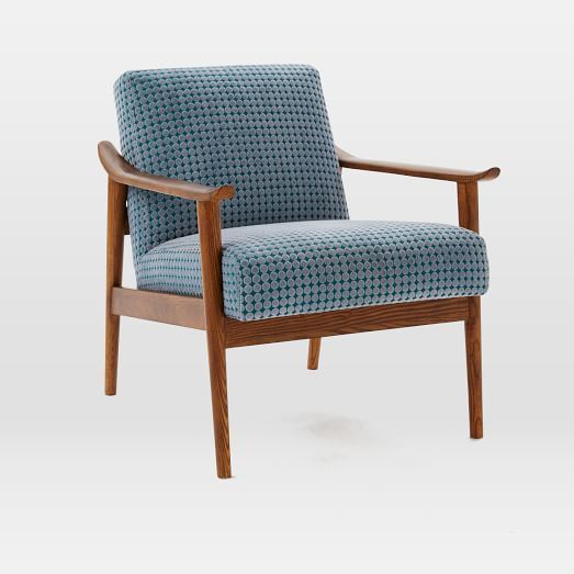 New Design Modern Design Furniture Fabric Upholstered Leisure Chair
