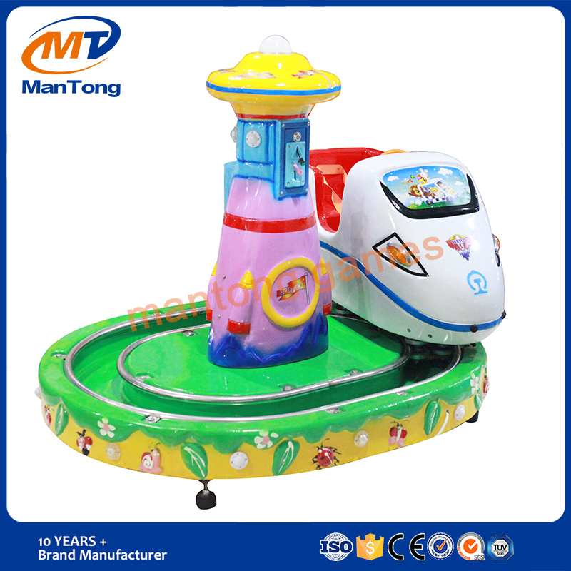 New Coin Operated Small Train Kiddle Ride for Sale