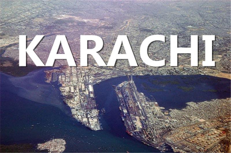 Shipping From Qingdao, China to Karachi, Pakistan