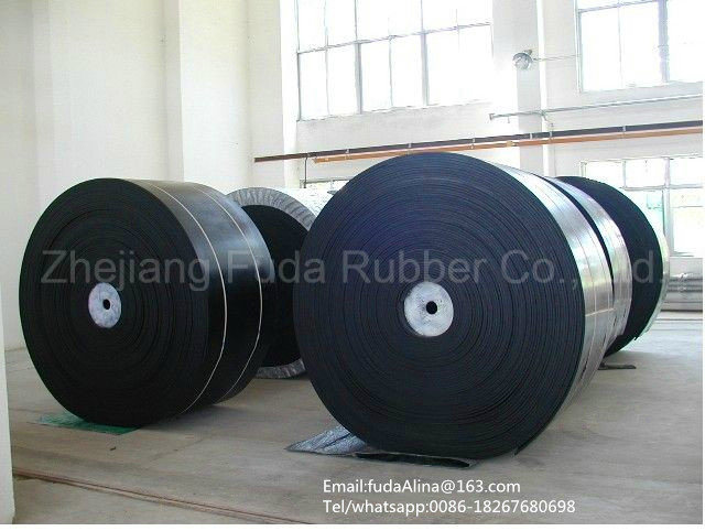 Highway Multi-Ply Fabric Conveyor Belt/ Cotton Conveyor Belt