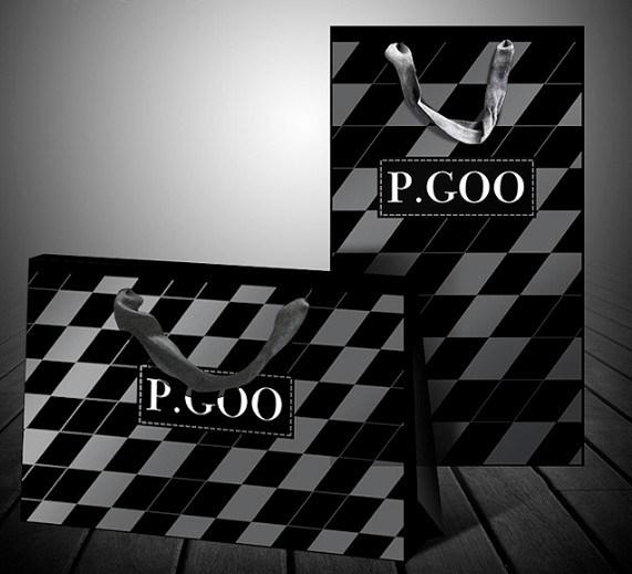 High Quality Shopping Bag Custom Paper Bag Printing