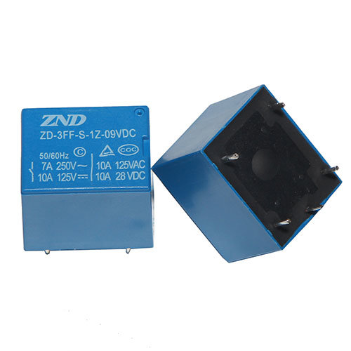 3FF (T73) Electromagnetic Power Relay Subminiature Size 7A 9V