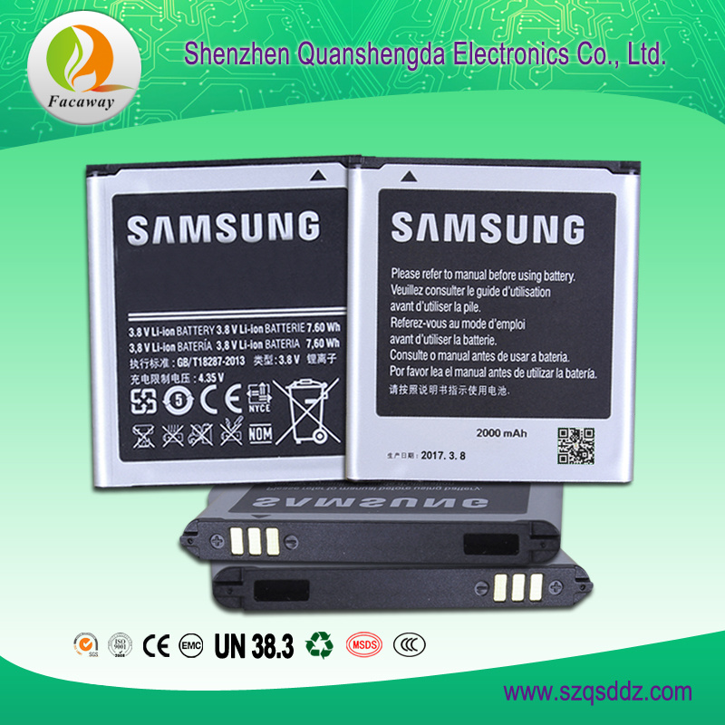 3.8V 2000mAh 760Wh Lithium Ion Polymer Battery