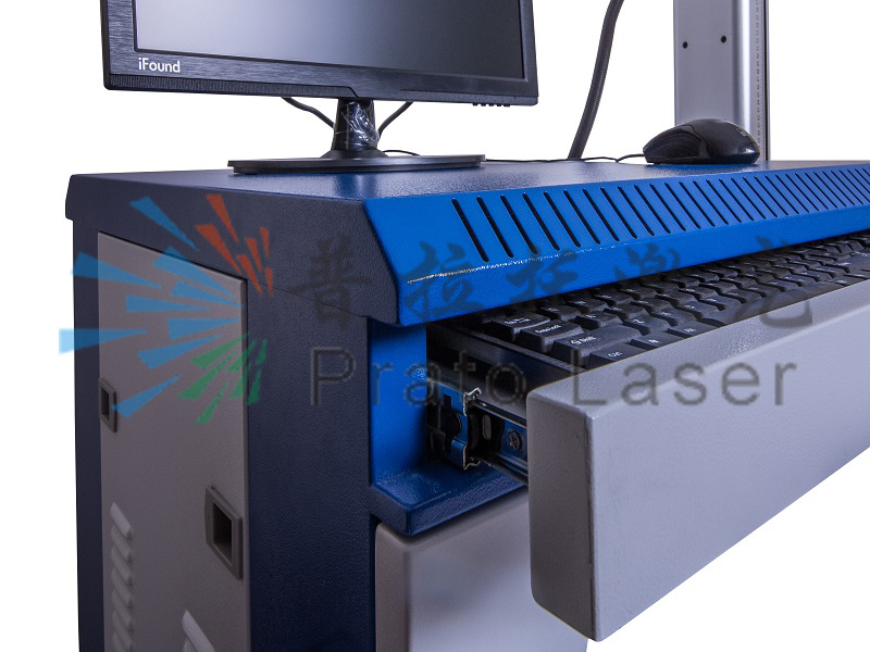 10W 20W 30 Watt Mopa Fiber Laser Marking Machine