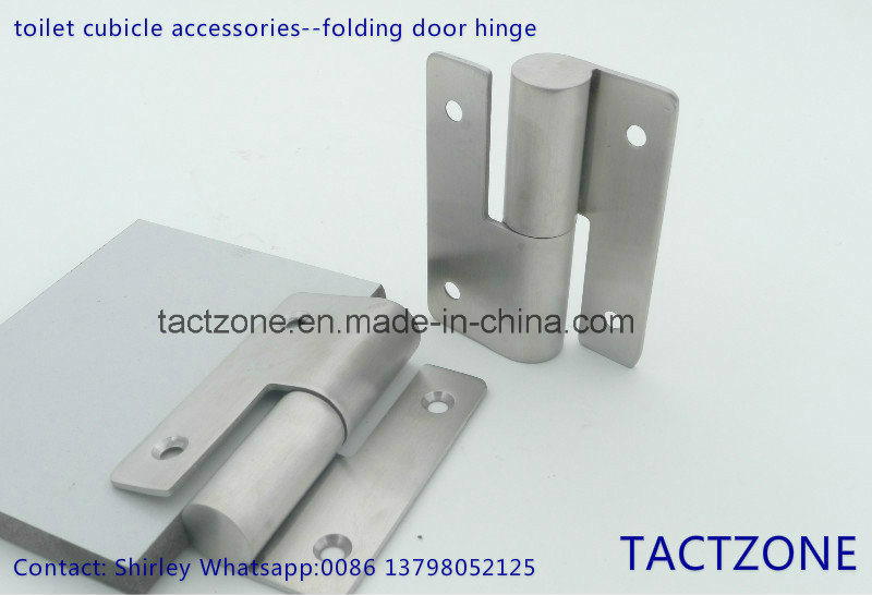 Best Sell Toilet Partition Cubicle Accessories 304 Steel Door Hinge