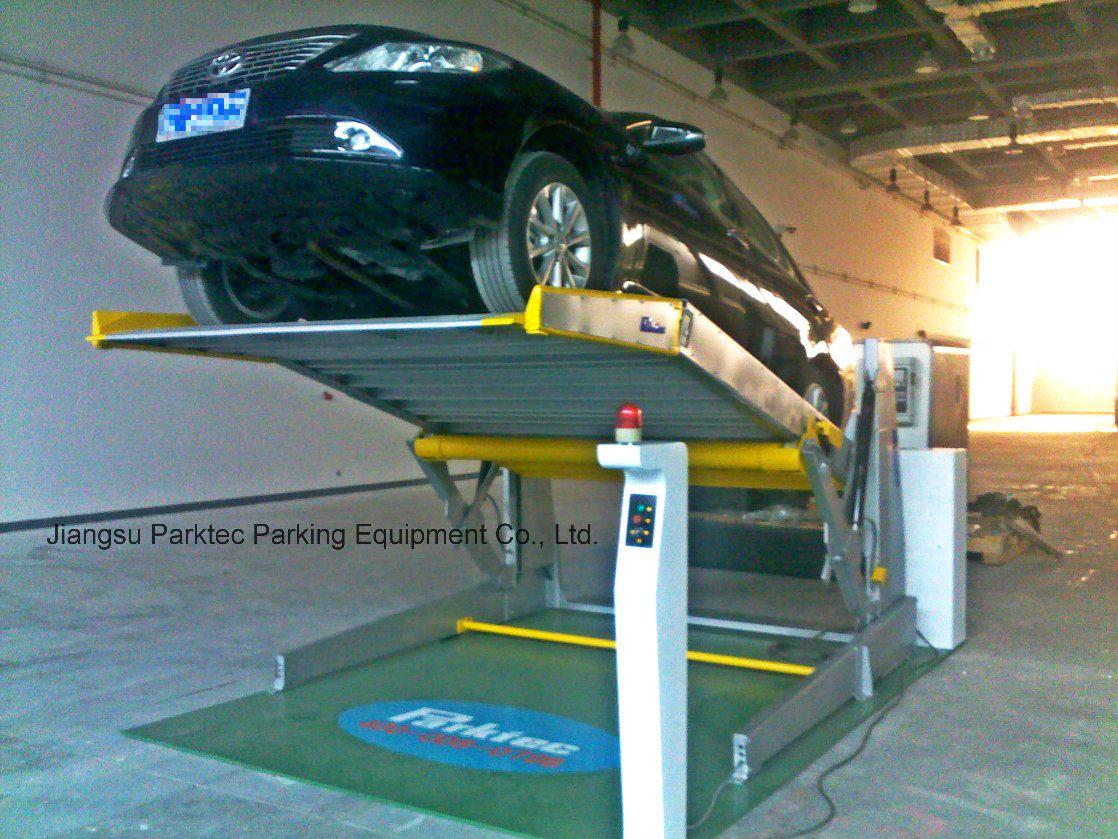 Easy-Lifting Hydraulic Parking System
