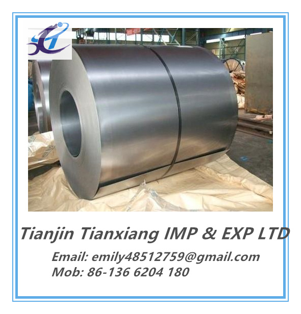 Commercial Quality Carbon Steel Zinc Coated Galvanized Steel Coil