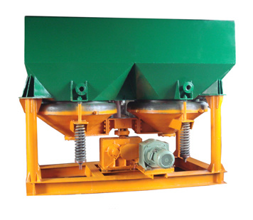 Manganese Ore Beneficiation Jigger for Manganese Separation