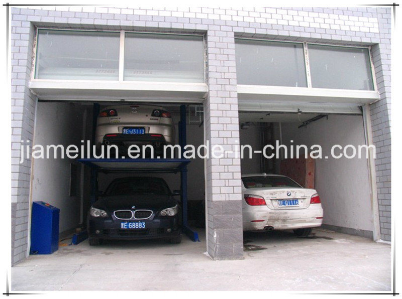 Ce High Quality Electrical Parking Lift