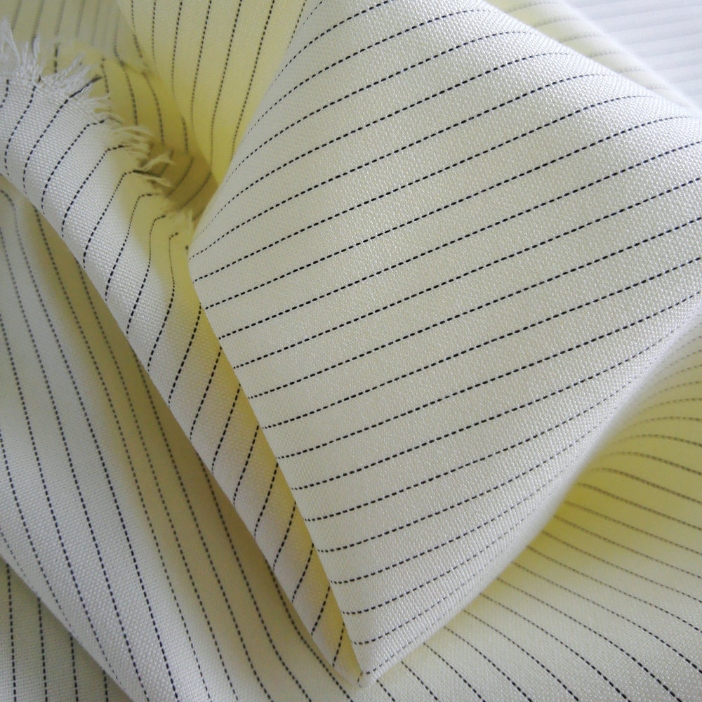 Tr Twill ESD Antistatic Fabric for Workwear