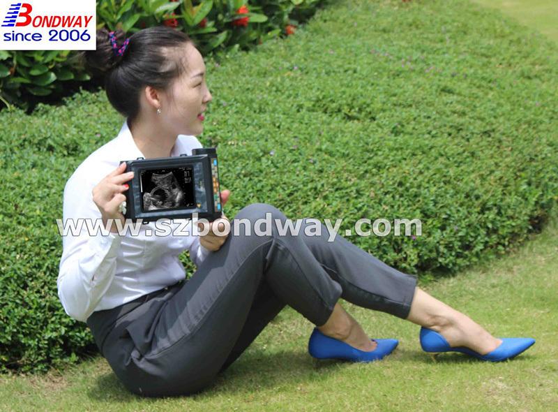 Medical Supply Portable Veterinary Ultrasound Scanner