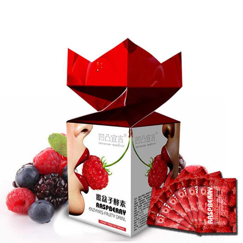 Weight Loss Raspberry Enzyme for Detox