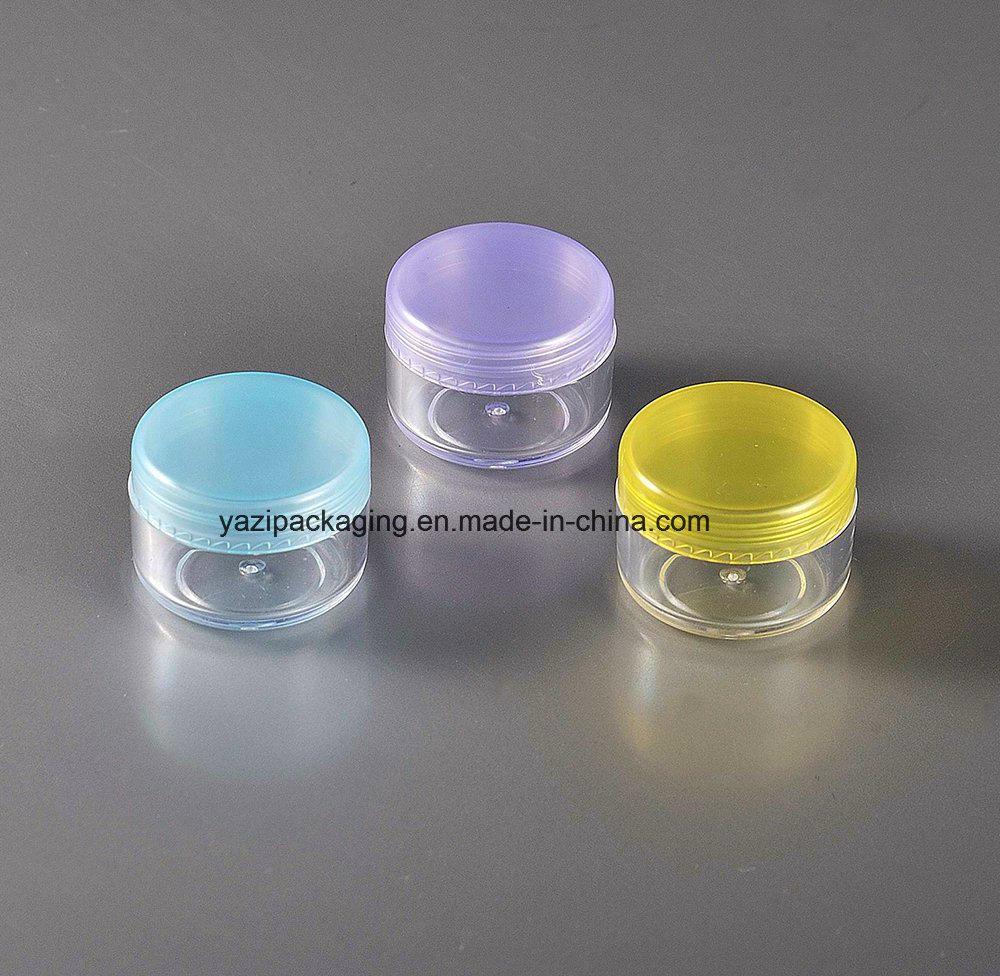 5g Plastic Jar Cosmetic Jar