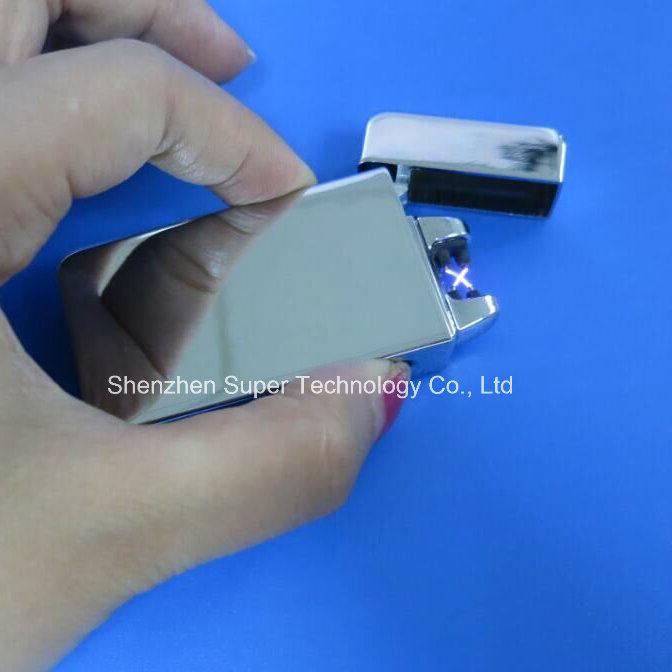 Pulse Plasma Tesla Dual Arc Electric Lighter with USB Cable