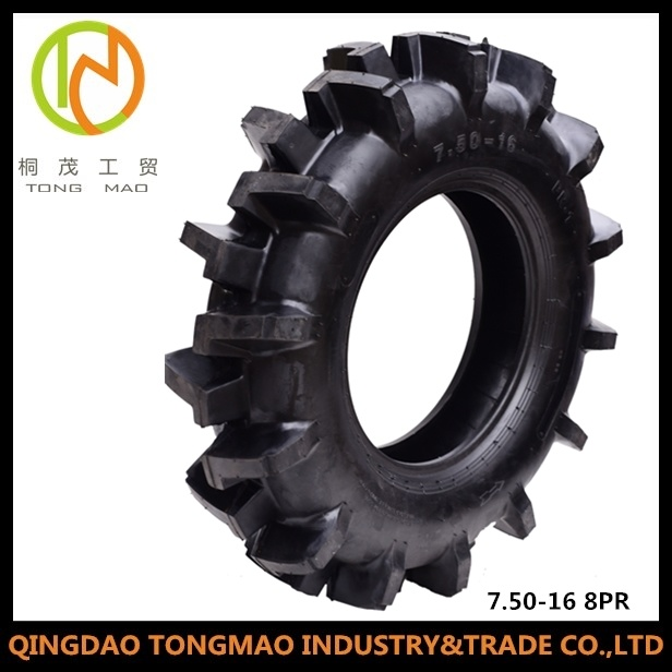 TM750D Agricultural Tyre 7.50-16 8pr for Farm Tractor Tire