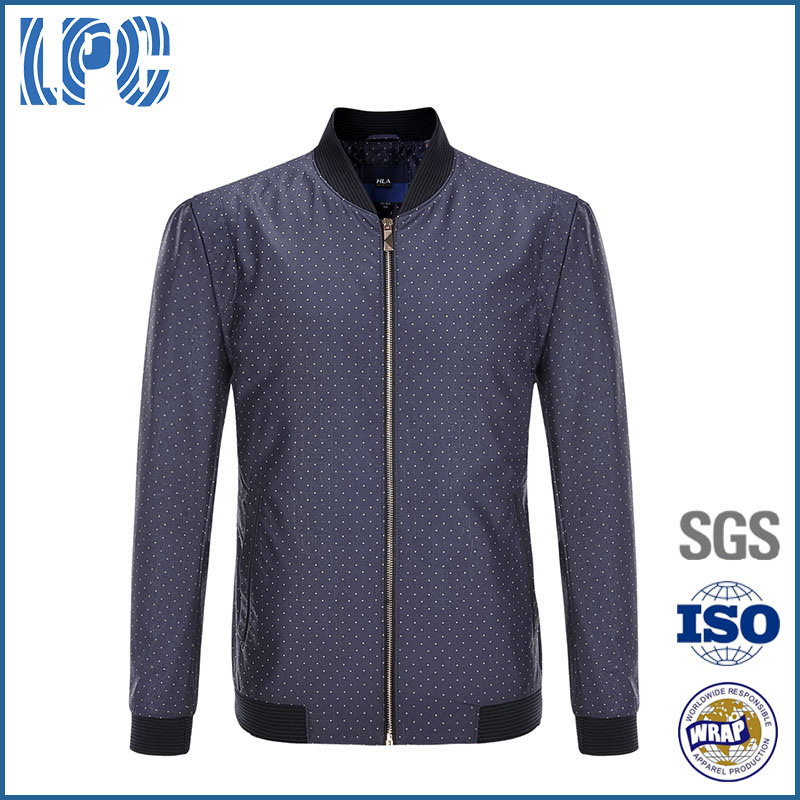 OEM Brand Nylon Fabric Comfortable Fashion Winter Windbreaker