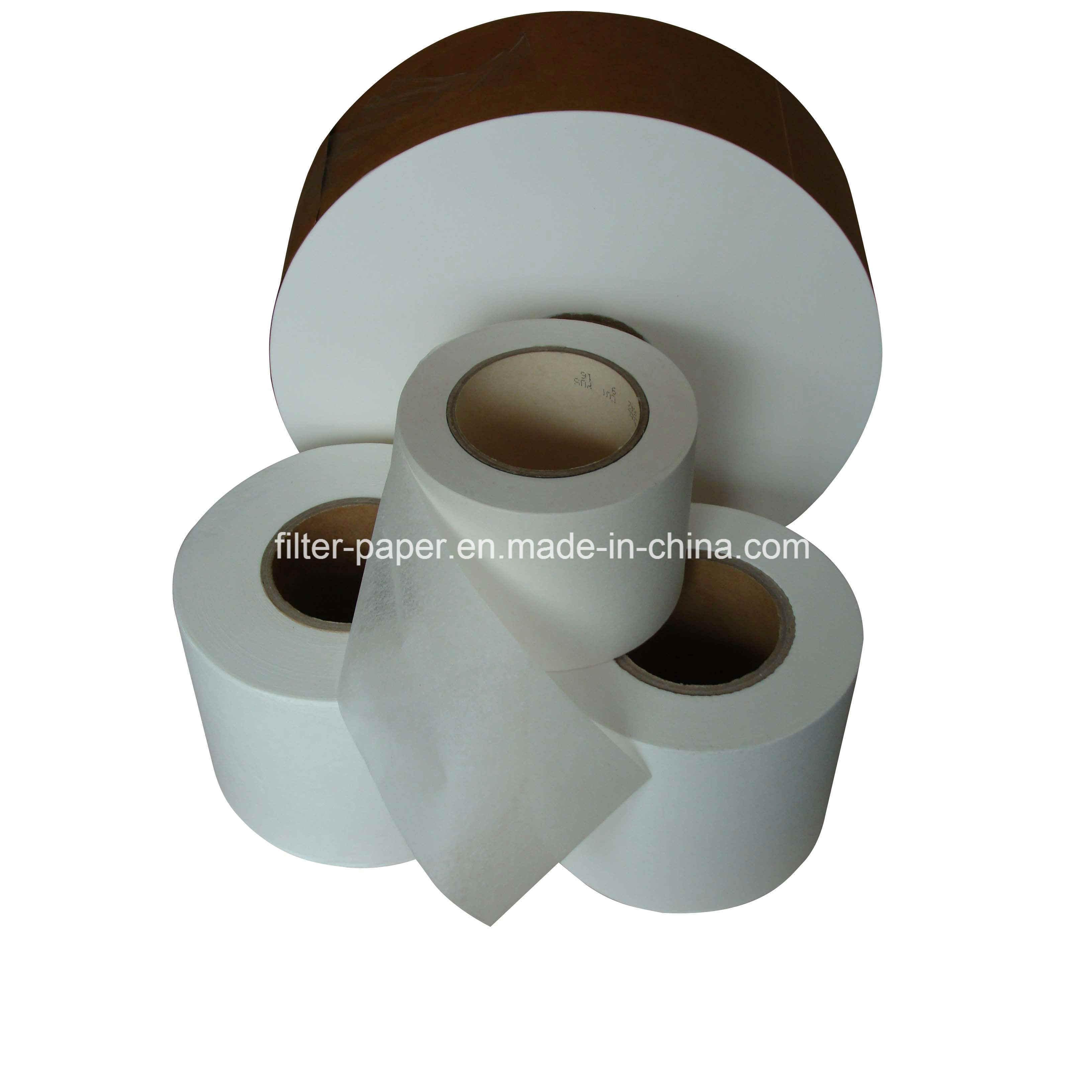 12.5G/M2 Non Heat Seal Tea Bag Filter Paper