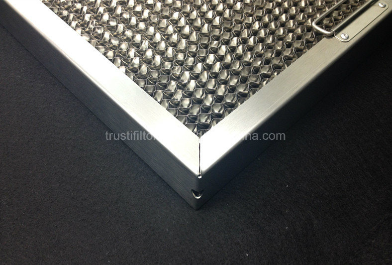 Range Hood Honeycomb Grease Filter