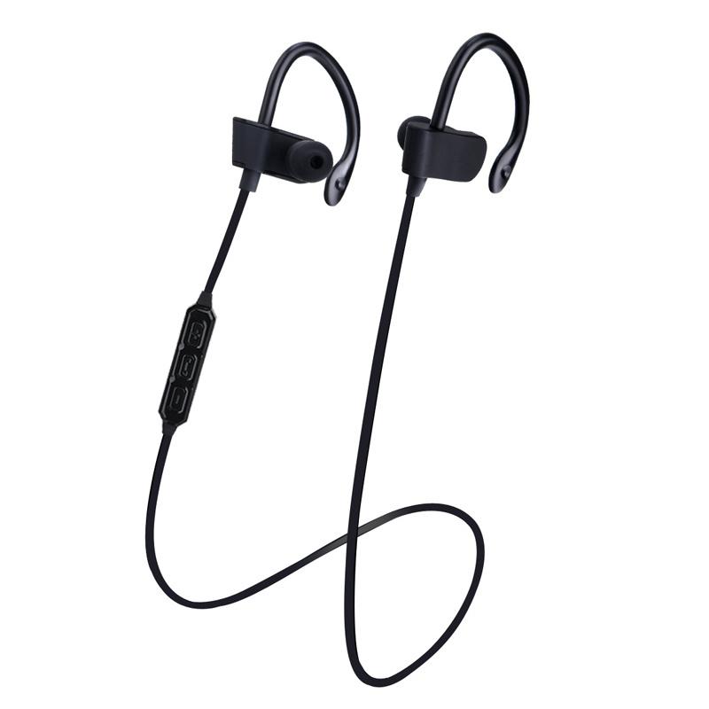 Professional Sport Stereo Wireless Headphone Bluetooth Earphones