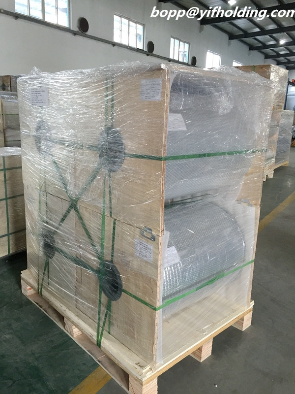 Metallized Pet Film for Packaging Electronic Components