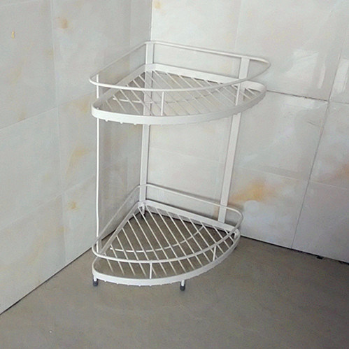 Wire Shampoo-Rack 2~4 Layer Bathroom and Soap Holder
