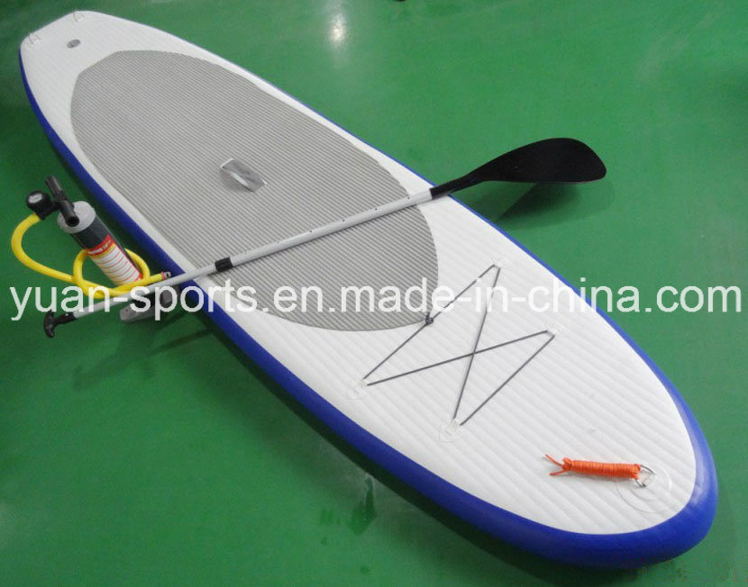 """Inflatable Stand up Paddle Board 9′10"""", Surfboard for Whole Sale"""