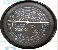 The Mechanical Hour Meter with Odometer