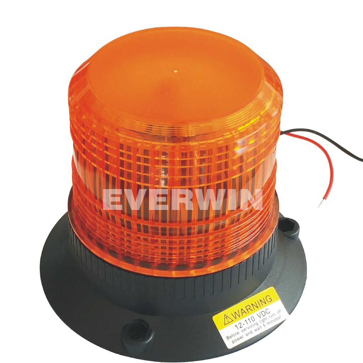 Wide Voltage Forklift Sweeper Strobe Light Beacon